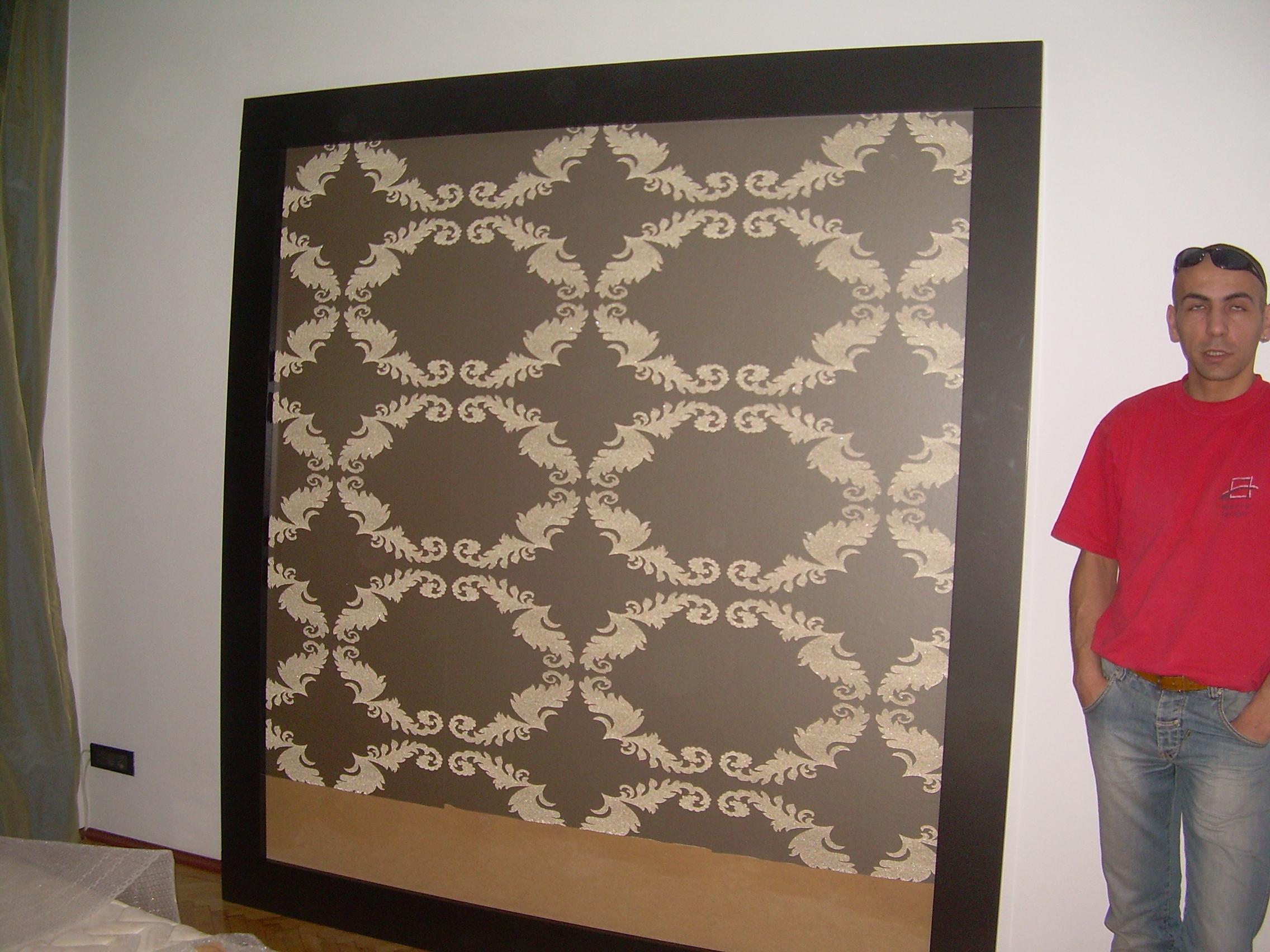 Lucrari de amenajare interioare cu tapet  - Poza 10