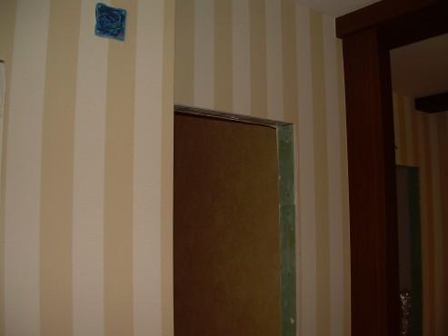 Lucrari de amenajare interioare cu tapet  - Poza 11