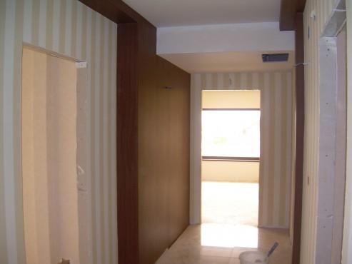 Lucrari de amenajare interioare cu tapet  - Poza 30