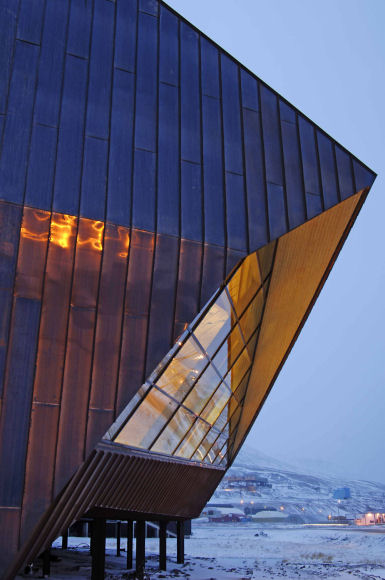 Solutii arhitecturale din cupru AURUBIS - Poza 2
