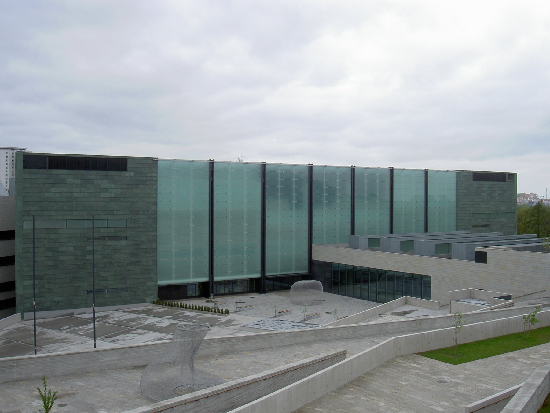 Panouri arhitecturale din cupru AURUBIS - Poza 7