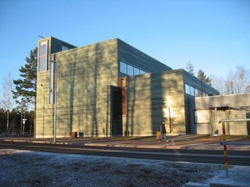 Lucrari, proiecte Panouri arhitecturale din cupru AURUBIS - Poza 8