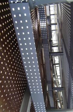 Lucrari, proiecte Panouri arhitecturale din cupru AURUBIS - Poza 11
