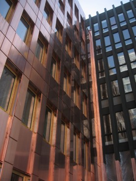 Lucrari, proiecte Panouri arhitecturale din cupru AURUBIS - Poza 12