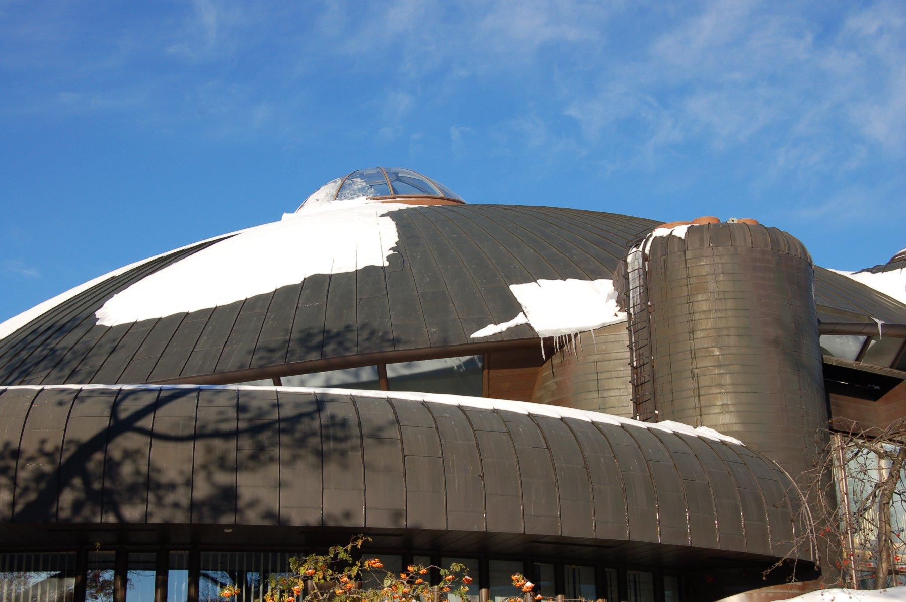 Panouri arhitecturale din cupru AURUBIS - Poza 13