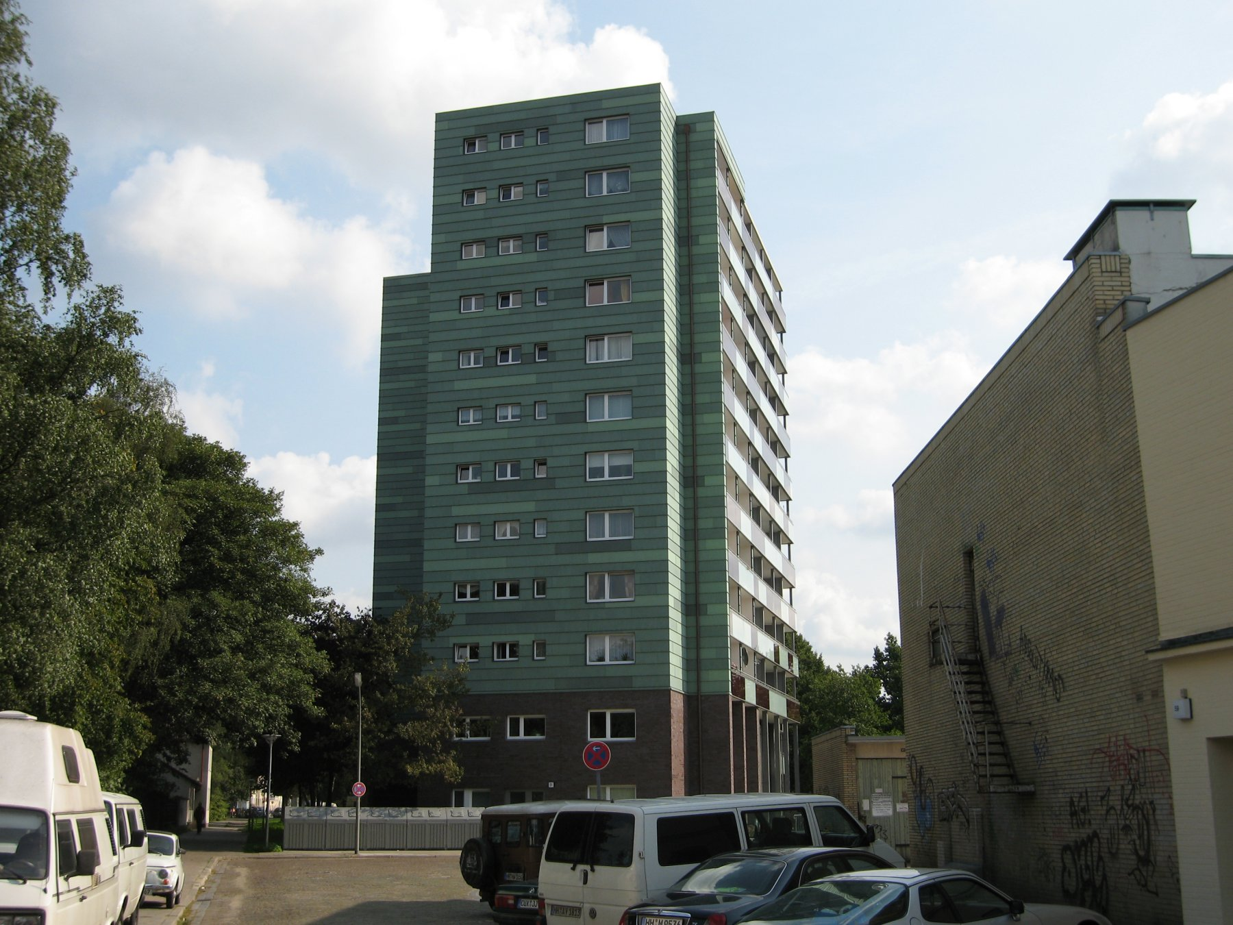 Panouri arhitecturale din cupru AURUBIS - Poza 15