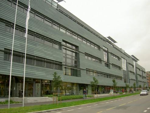 Exemple de utilizare Solutii arhitecturale din cupru AURUBIS - Poza 16