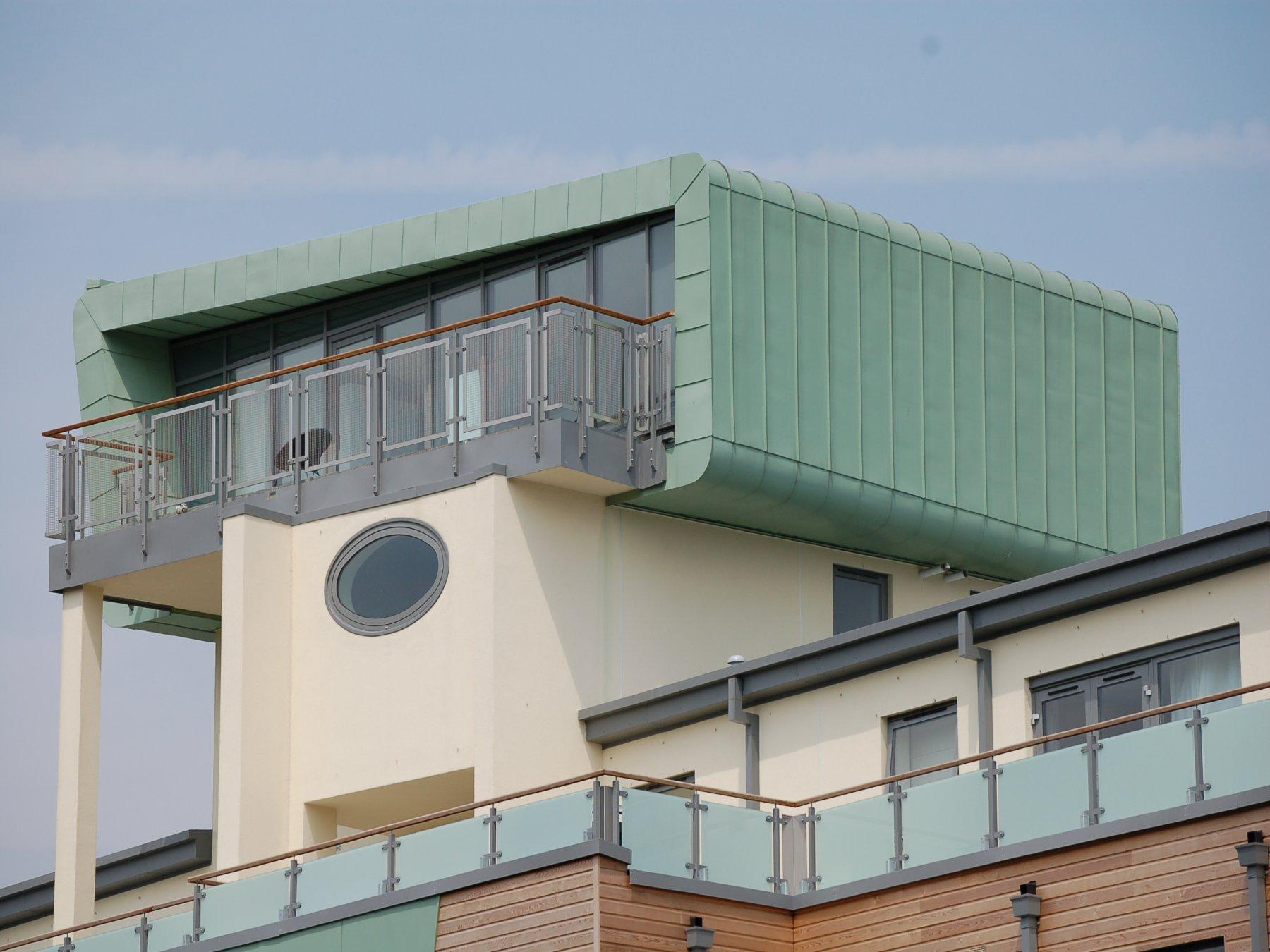 Panouri arhitecturale din cupru AURUBIS - Poza 17