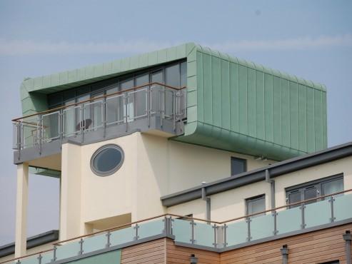 Lucrari, proiecte Panouri arhitecturale din cupru AURUBIS - Poza 17