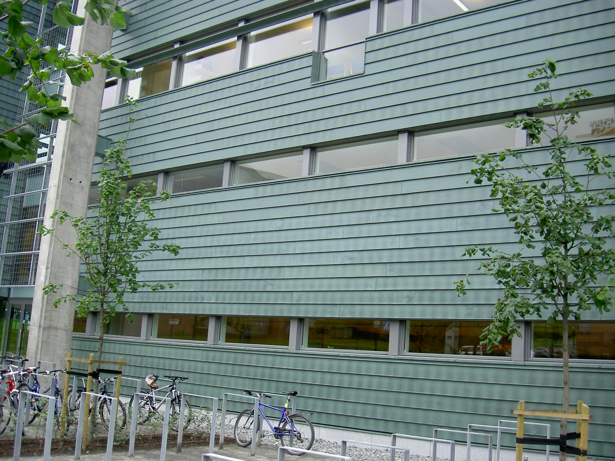 Panouri arhitecturale din cupru AURUBIS - Poza 21