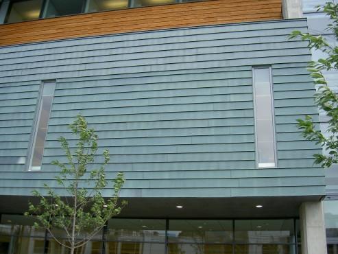 Exemple de utilizare Solutii arhitecturale din cupru AURUBIS - Poza 23