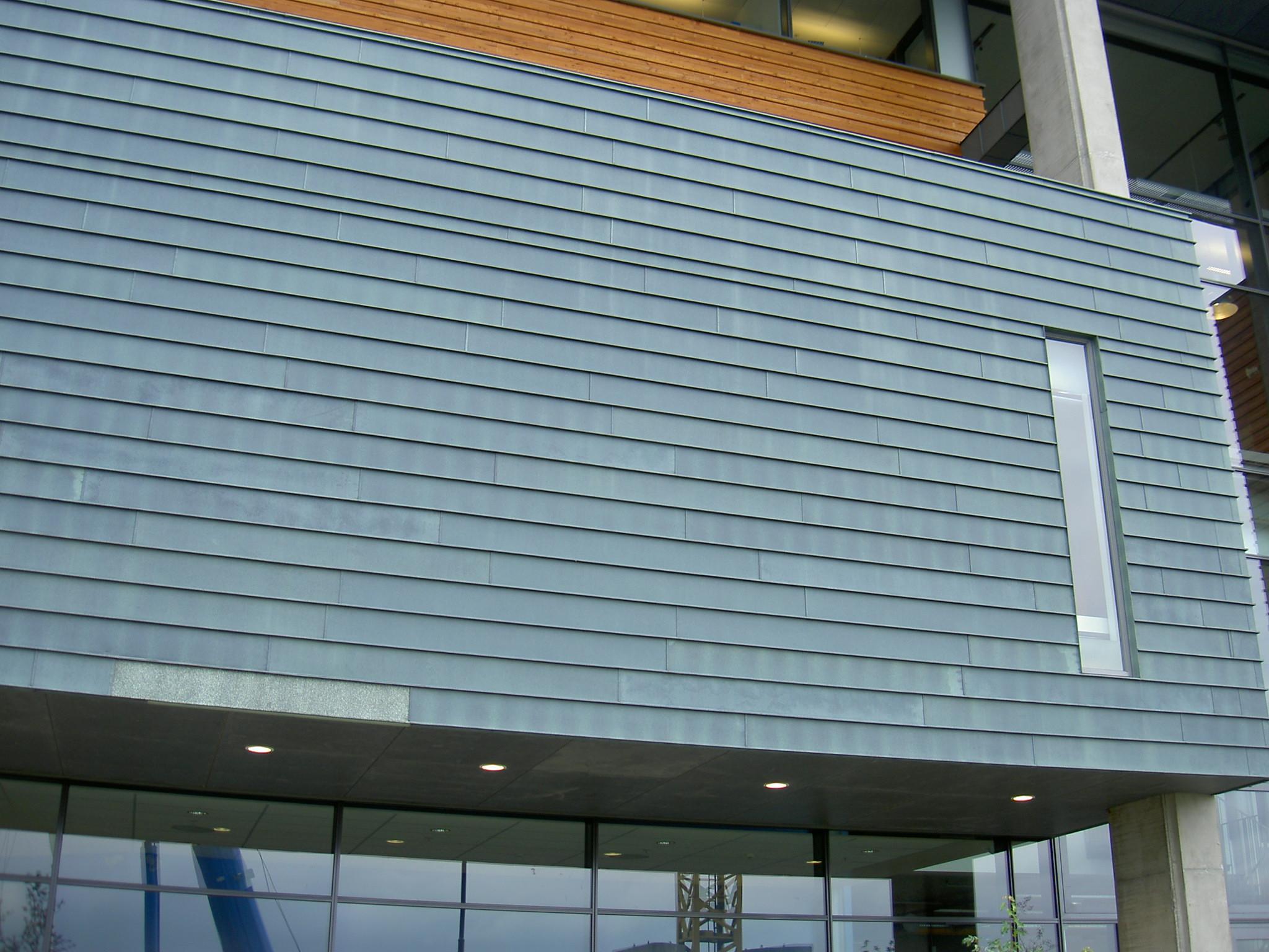 Panouri arhitecturale din cupru AURUBIS - Poza 24