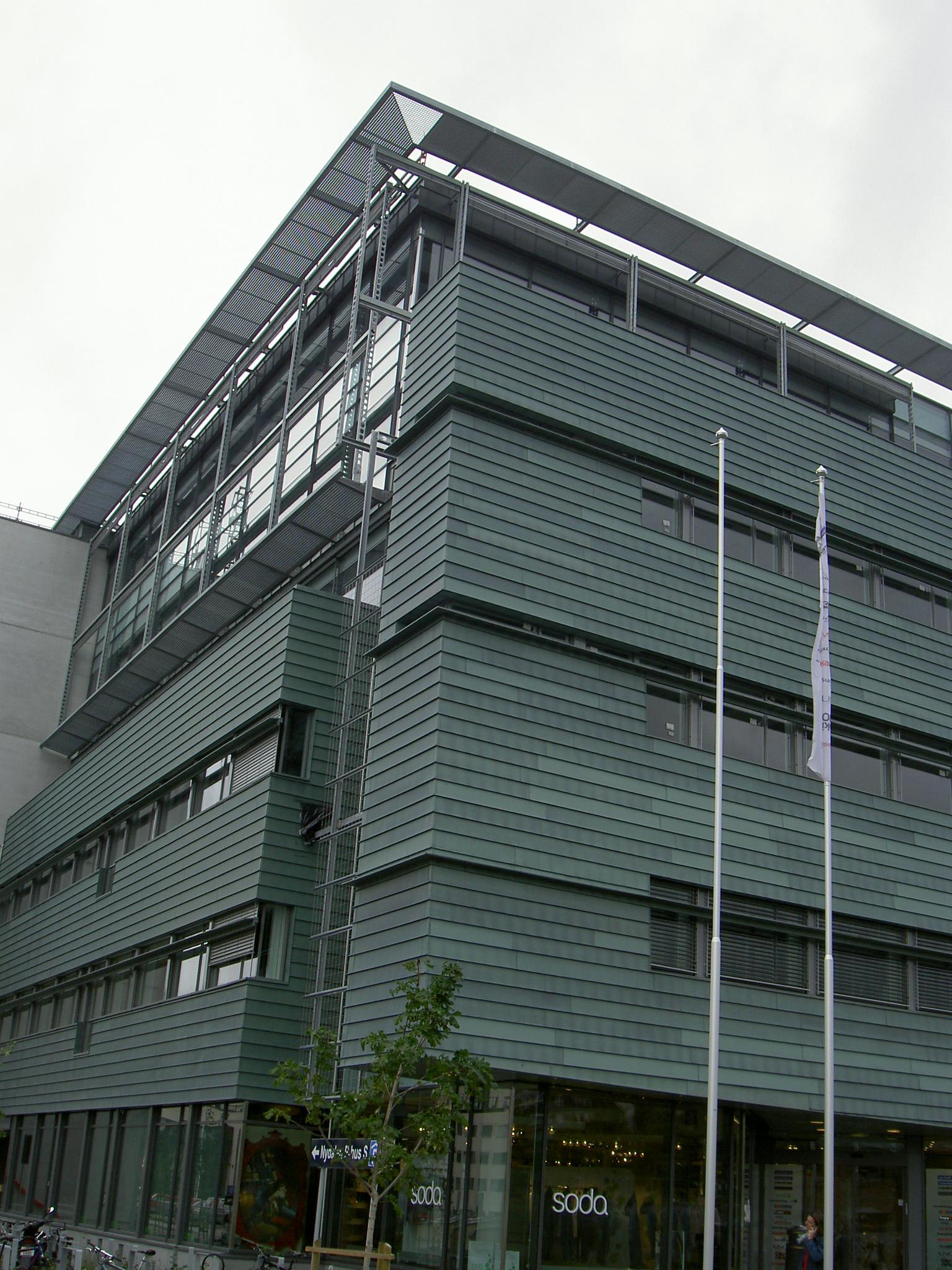 Solutii arhitecturale din cupru AURUBIS - Poza 25