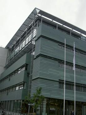 Exemple de utilizare Solutii arhitecturale din cupru AURUBIS - Poza 25
