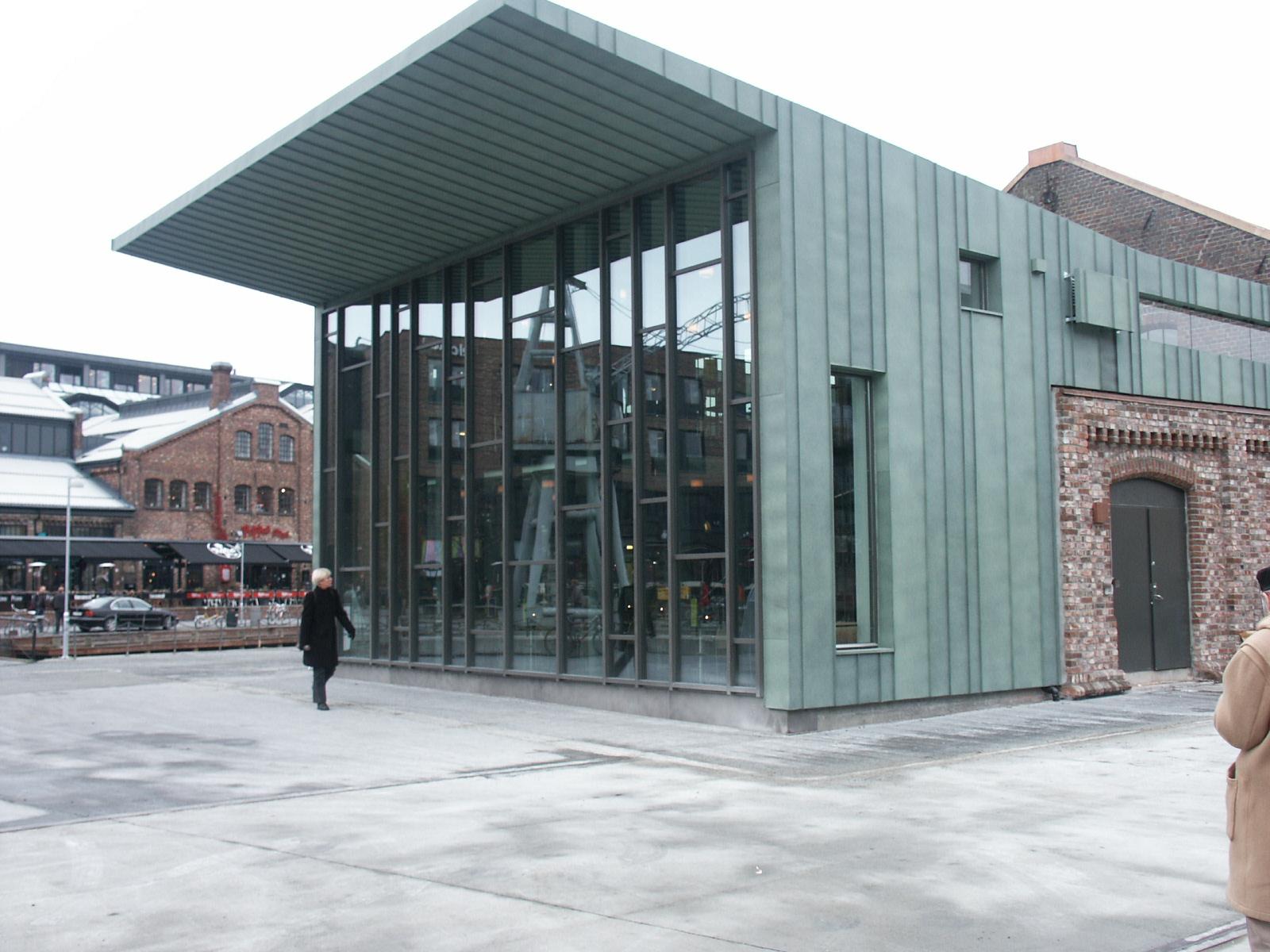 Solutii arhitecturale din cupru AURUBIS - Poza 29