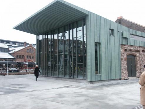 Exemple de utilizare Solutii arhitecturale din cupru AURUBIS - Poza 29