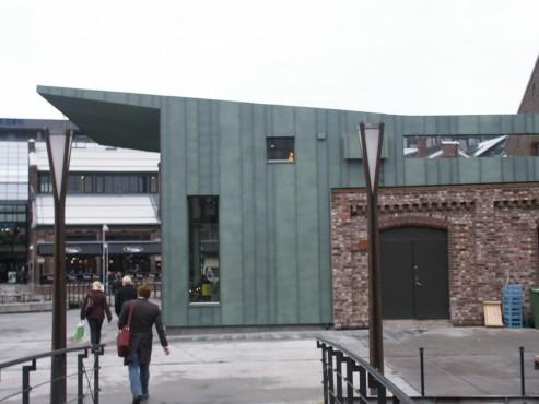 Exemple de utilizare Solutii arhitecturale din cupru AURUBIS - Poza 30