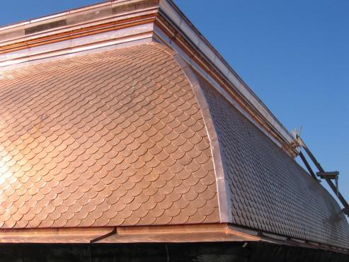 Exemple de utilizare Solutii arhitecturale din cupru AURUBIS - Poza 32