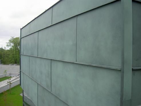 Lucrari, proiecte Panouri arhitecturale din cupru AURUBIS - Poza 38