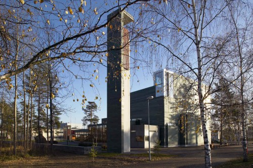 Lucrari, proiecte Panouri arhitecturale din cupru AURUBIS - Poza 42
