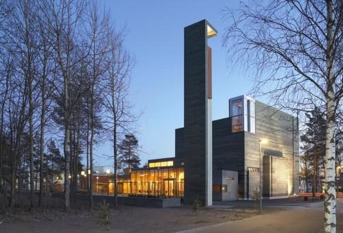 Exemple de utilizare Solutii arhitecturale din cupru AURUBIS - Poza 43