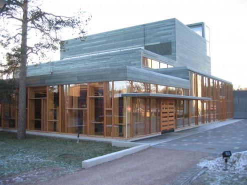 Lucrari, proiecte Panouri arhitecturale din cupru AURUBIS - Poza 44