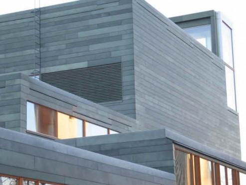 Lucrari, proiecte Panouri arhitecturale din cupru AURUBIS - Poza 45