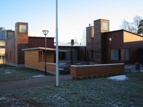 Exemple de utilizare Solutii arhitecturale din cupru AURUBIS - Poza 46