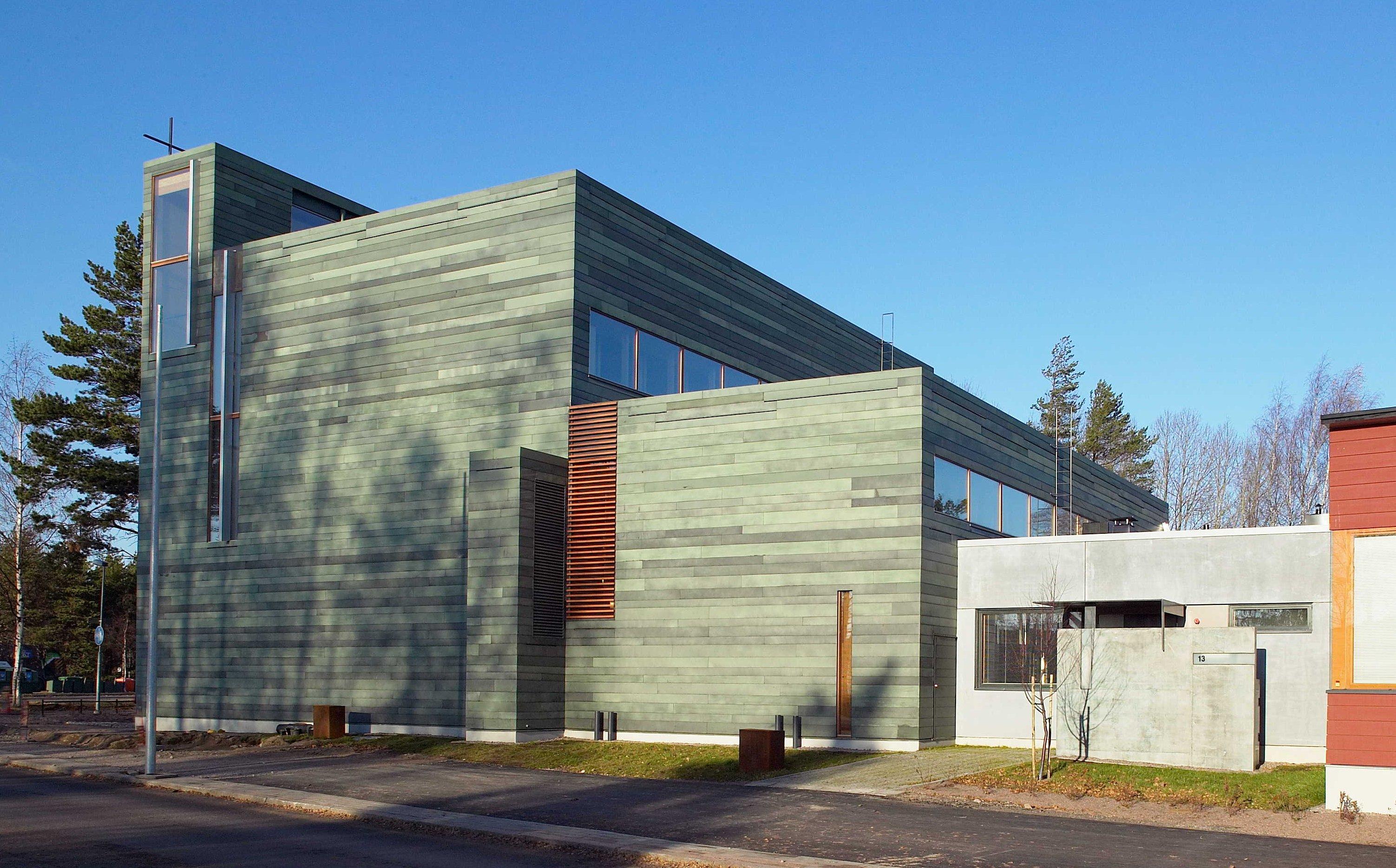 Solutii arhitecturale din cupru AURUBIS - Poza 47