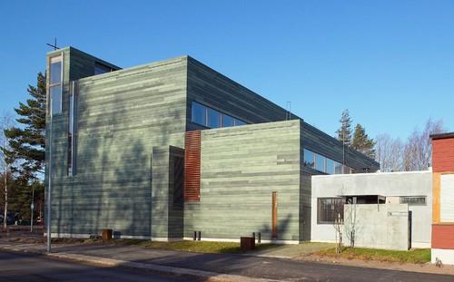 Exemple de utilizare Solutii arhitecturale din cupru AURUBIS - Poza 47