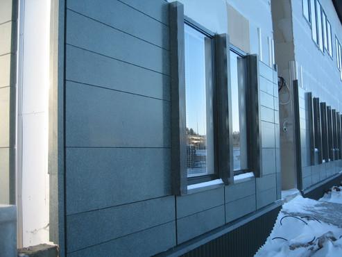 Lucrari, proiecte Panouri arhitecturale din cupru AURUBIS - Poza 49