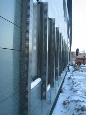 Lucrari, proiecte Panouri arhitecturale din cupru AURUBIS - Poza 51