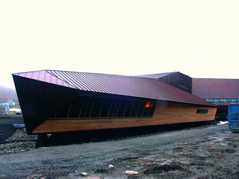 Exemple de utilizare Solutii arhitecturale din cupru AURUBIS - Poza 59