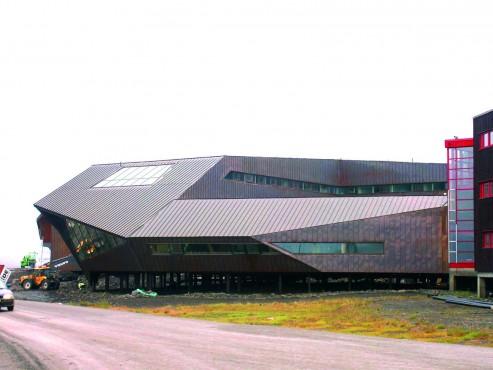 Exemple de utilizare Solutii arhitecturale din cupru AURUBIS - Poza 60