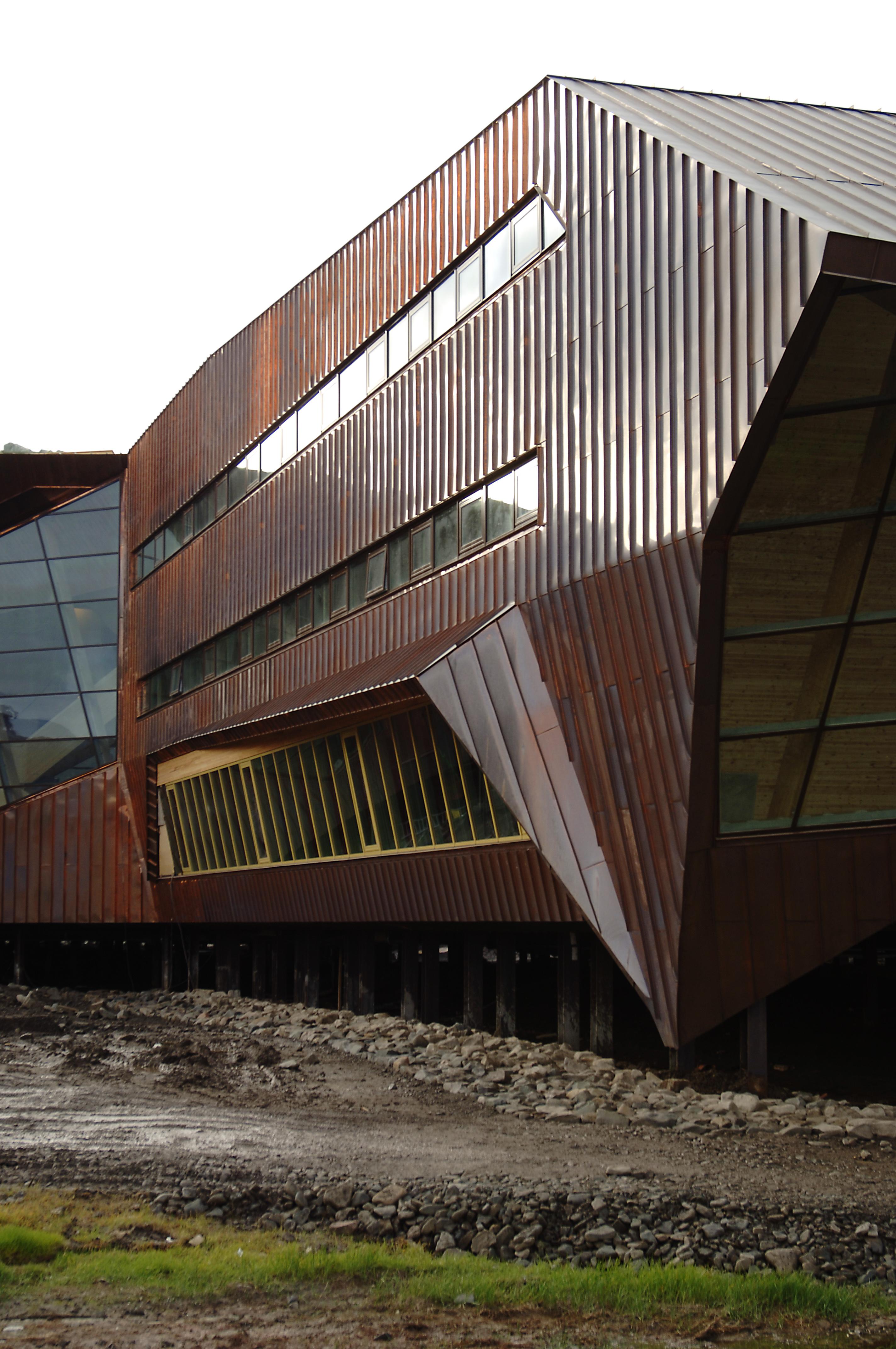 Solutii arhitecturale din cupru AURUBIS - Poza 61