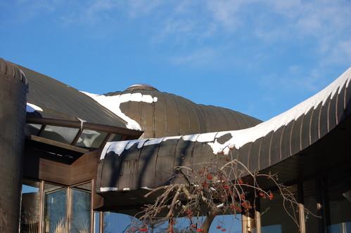 Lucrari, proiecte Panouri arhitecturale din cupru AURUBIS - Poza 62