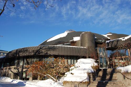 Lucrari, proiecte Panouri arhitecturale din cupru AURUBIS - Poza 64