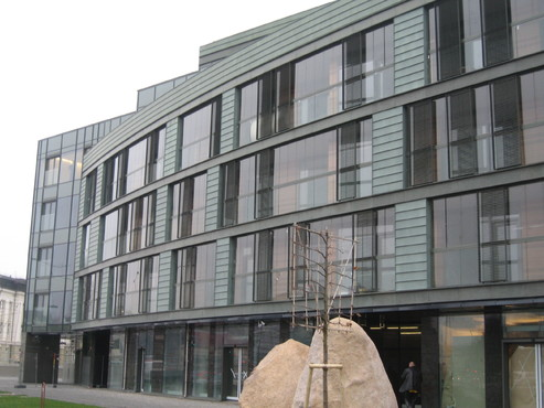 Lucrari, proiecte Panouri arhitecturale din cupru AURUBIS - Poza 68