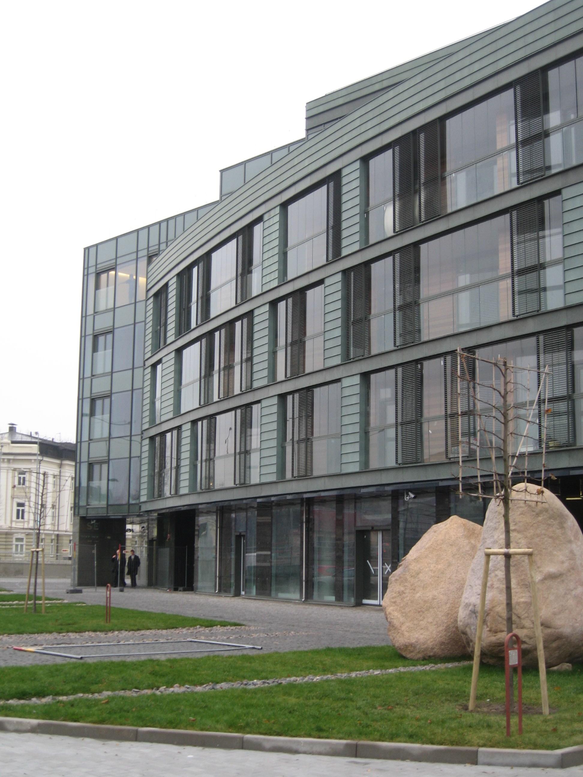 Panouri arhitecturale din cupru AURUBIS - Poza 69
