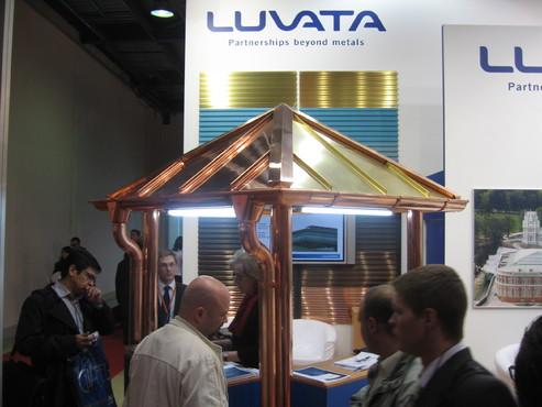Exemple de utilizare Solutii arhitecturale din cupru AURUBIS - Poza 71