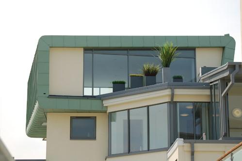 Lucrari, proiecte Panouri arhitecturale din cupru AURUBIS - Poza 76