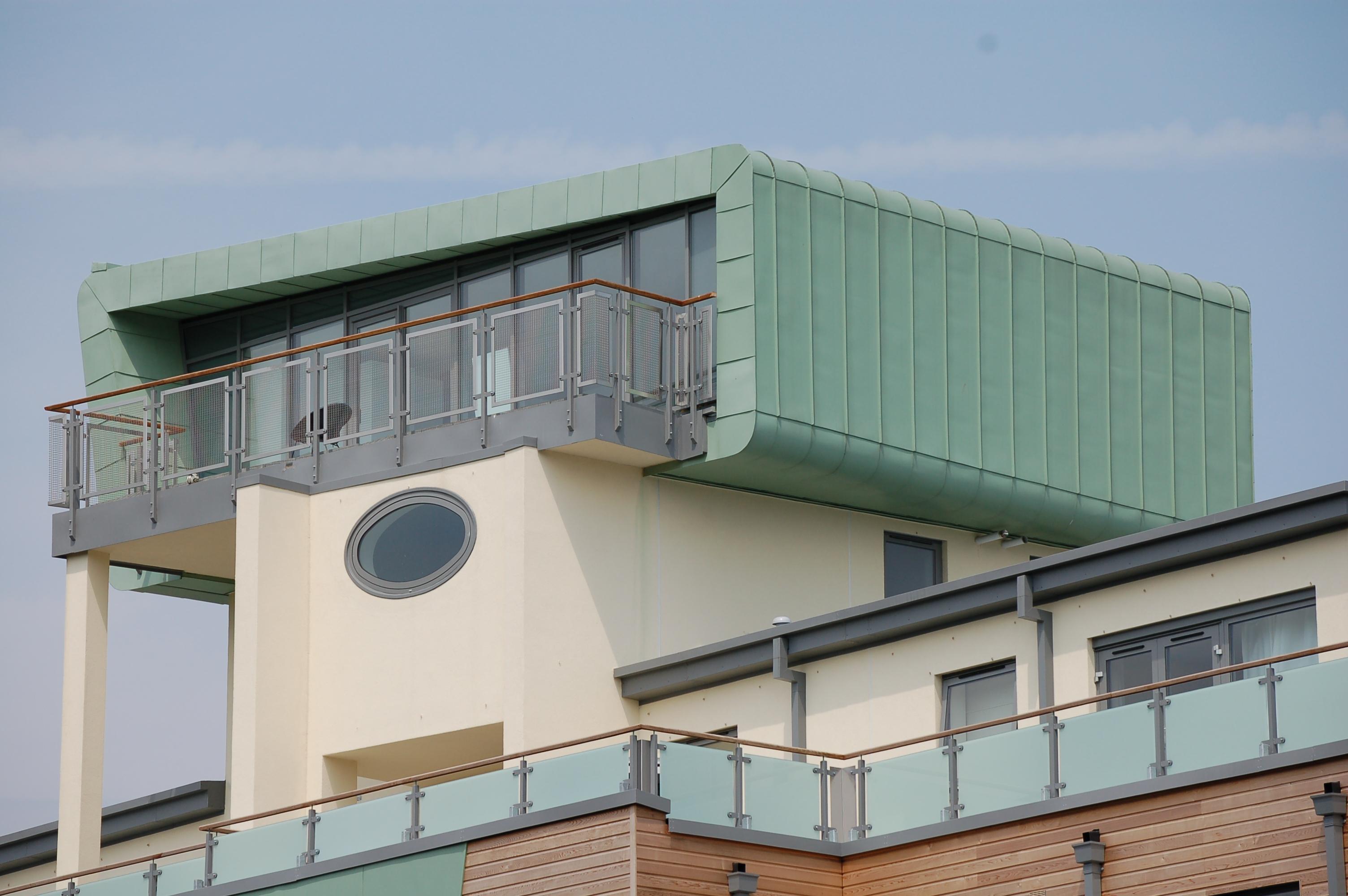 Panouri arhitecturale din cupru AURUBIS - Poza 78