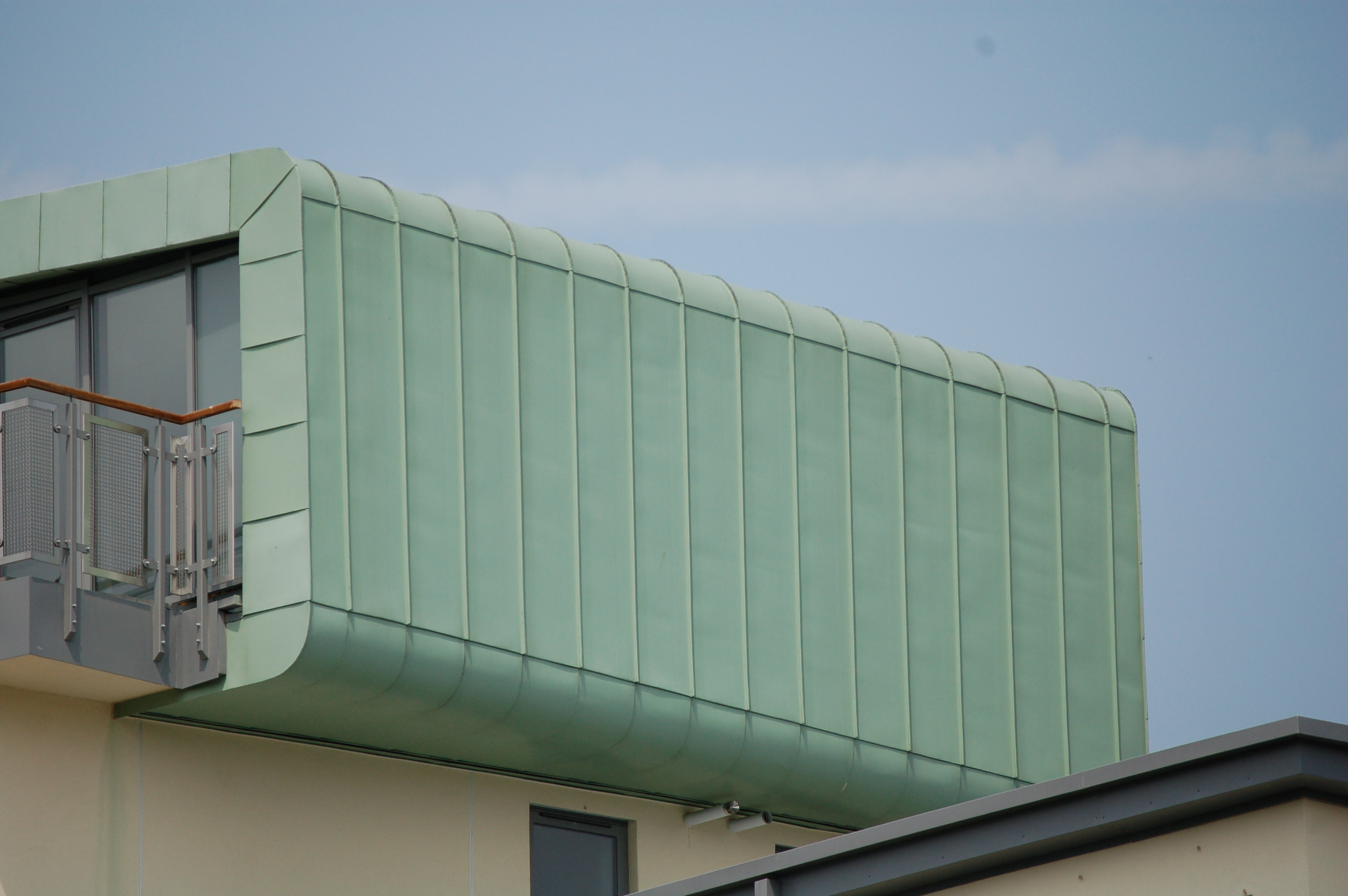 Solutii arhitecturale din cupru AURUBIS - Poza 79
