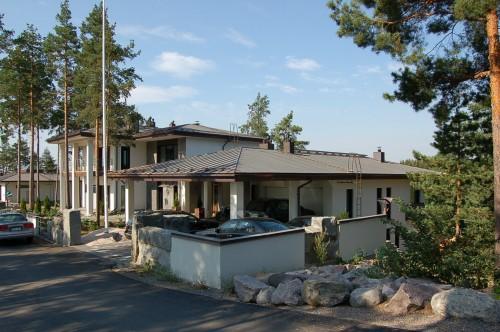 Exemple de utilizare Solutii arhitecturale din cupru AURUBIS - Poza 86