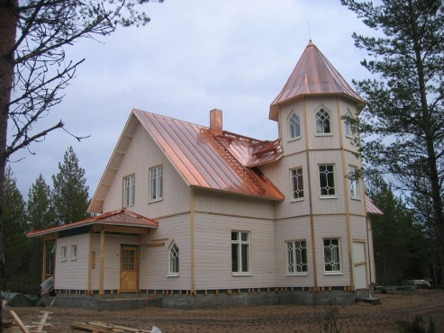 Lucrari, proiecte Panouri arhitecturale din cupru AURUBIS - Poza 87