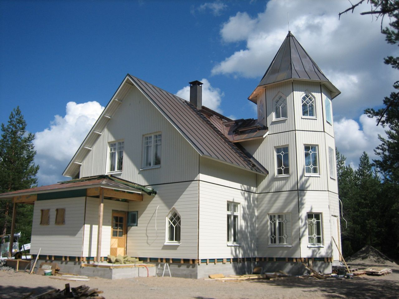 Solutii arhitecturale din cupru AURUBIS - Poza 88