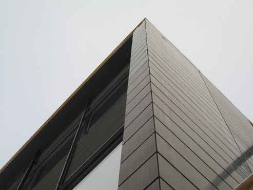 Lucrari, proiecte Panouri arhitecturale din cupru AURUBIS - Poza 91