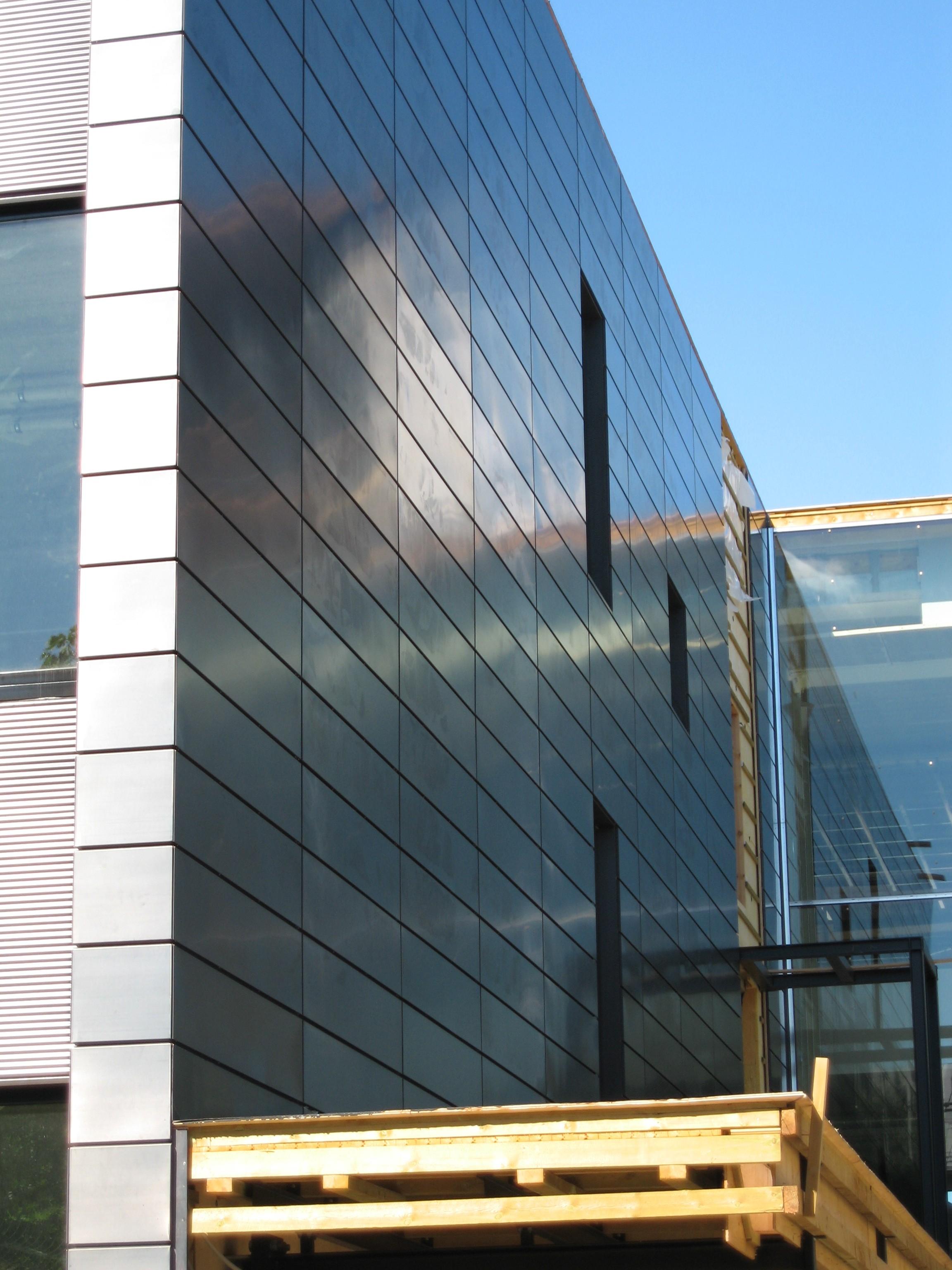 Panouri arhitecturale din cupru AURUBIS - Poza 93