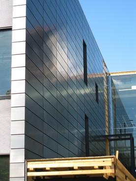Lucrari, proiecte Panouri arhitecturale din cupru AURUBIS - Poza 93