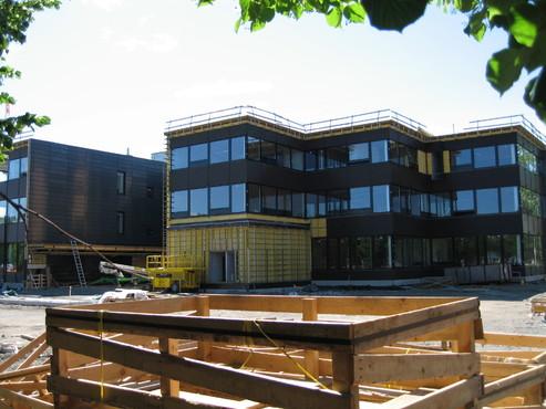Exemple de utilizare Solutii arhitecturale din cupru AURUBIS - Poza 94